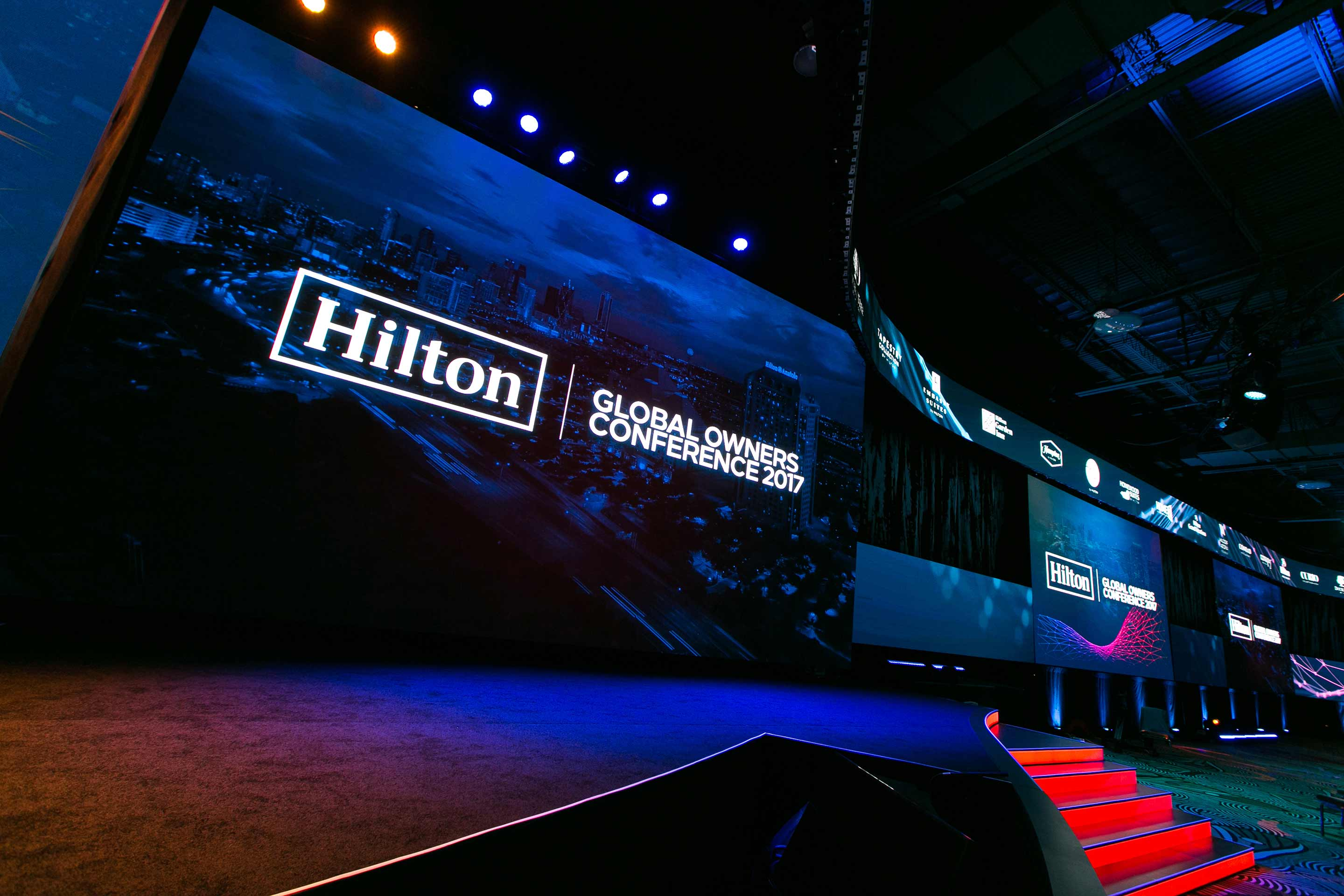 Hilton Global Owners Conference 2017