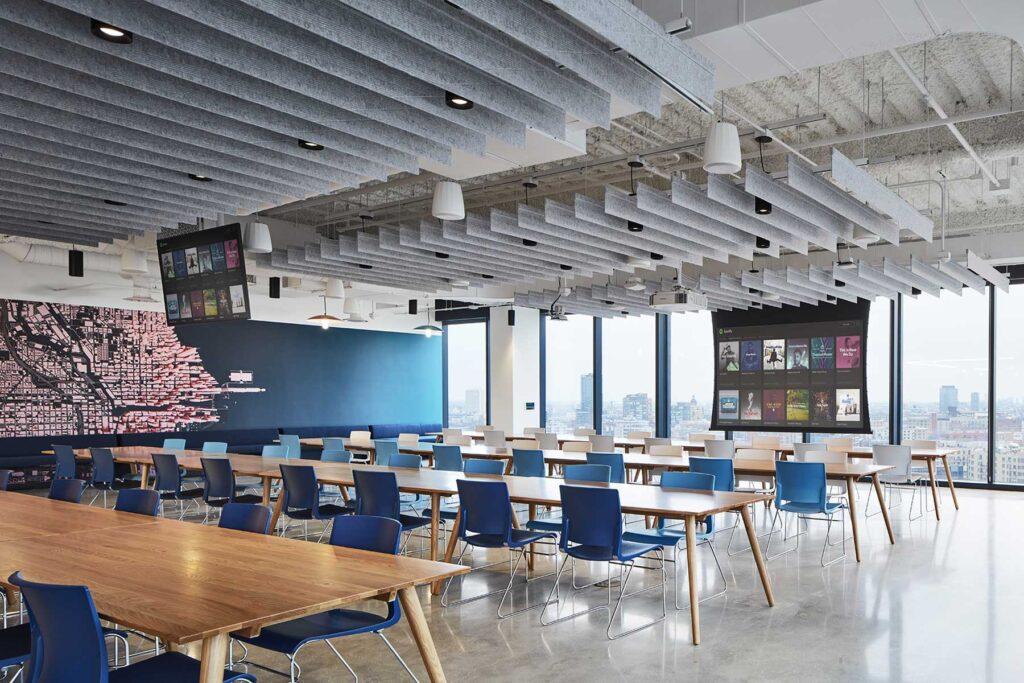 Flexport All-Hands Meeting Space