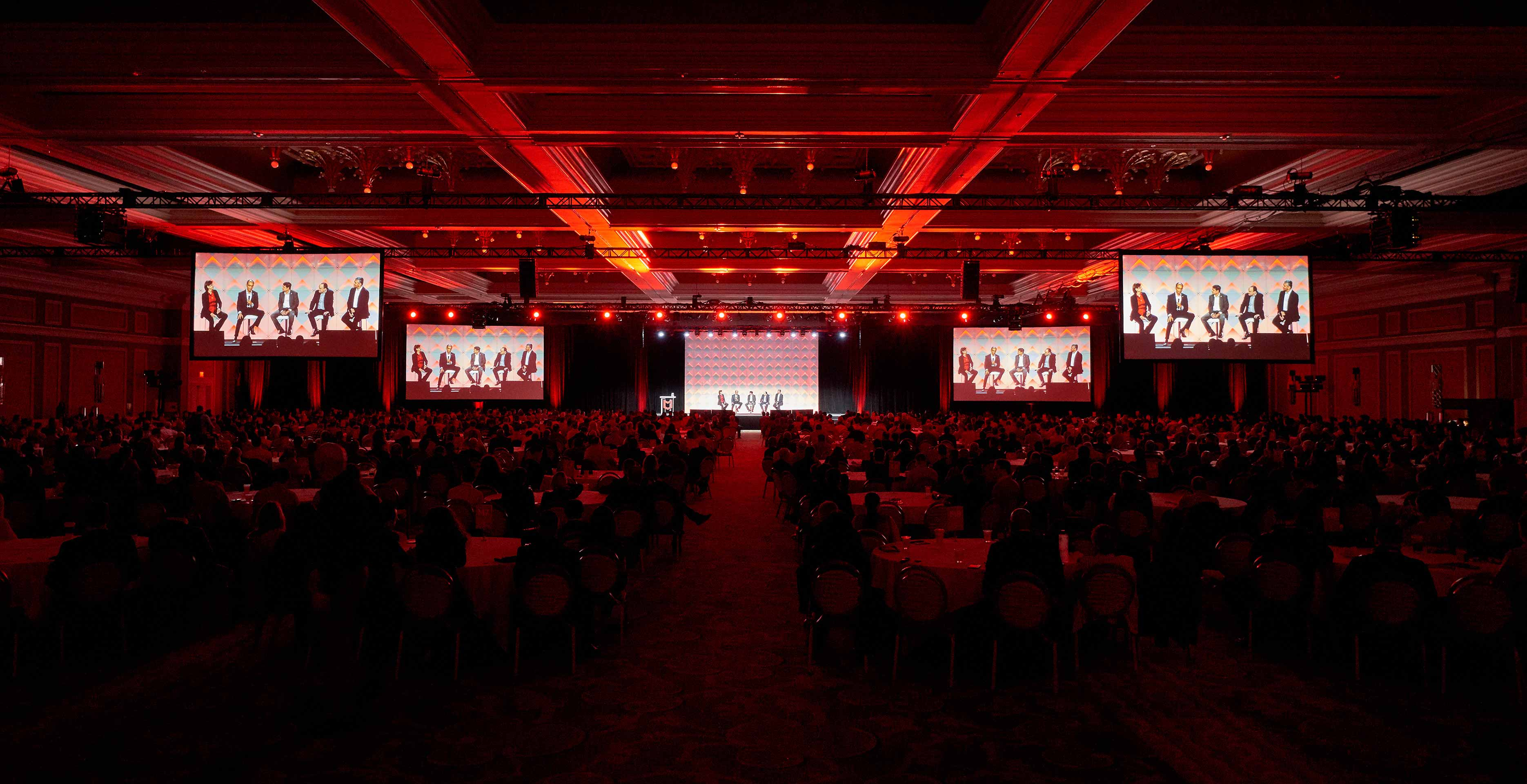 McAfee Sales Kick-Off 2019 meeting in Las Vegas
