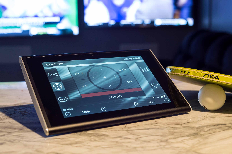 URC Touchscreen Controller